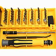 45 az 1-ben javításra nyitó szerszámkészlet hordozható precíziós csavarhúzó készlet szétszerelése