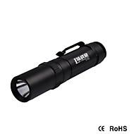 Taschenlampen Sets (Wiederaufladbar / Kompakte Größe / Clip / Größe S / Taschen) - LED 2 Modus 200 Lumen 14500 / Lithium-BatterieCree