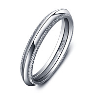 925 Sterling Silver Women Jewelry Top Grade Retro Ring Perfect Gift For Girls