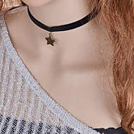 Necklace Choker Necklaces Torque Gothic Jewelry Tattoo Choker Jewelry Wedding Party Halloween Daily Casual Tattoo Style FashionLace
