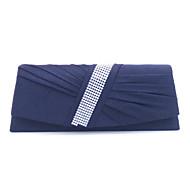 Women Event/Party Silk Clasp Lock Evening Bag