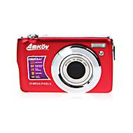 """amkov fotocamera digitale cdoe3 fotocamera digitale 15.0MP 2.7 """"schermo lcd 720mAh al litio hd batteria"""