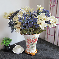 Rattlebush in Silk Cloth Artificial Flower for Home Decoration(5Piece)