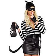 Women's Sexy Cat Burglar Costume