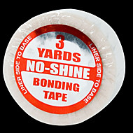 No-Shine Bonding Tape 19mm Wide * 2.7Meters Long 1 Roll For Tape Hair Extension