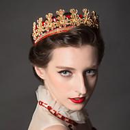 Women's Rhinestone / Alloy Headpiece - Wedding Tiaras 1 Piece