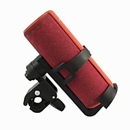 Muti funktionella cykelcykelfäste hållare för Logitech ue boom bluetooth högtalare