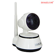 HOSAFE 1MW19 Wireless IP Camera HD 720P with 10 IR LED, Motion Detection Email Alarm support 32G TF Card Recording