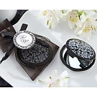 Polvera(Negro) -Tema Asiático / Tema Clásico-No personalizado 6.5*6.5*1 Plástico duro