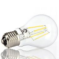 MORSEN®1pcs 4W A60 E27 Led Filament Bulb Clear Grass Edison Light Bulbs Indoor Led Lighting 110/240V Filament Lamp