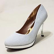 Chaussures de mariage - Argent - Mariage / Décontracté / Soirée & Evénement - Talons - Talons - Homme