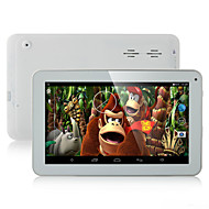 SOSOON X10 9 Inch WiFi Android 4.4 Tablet (Quad Core 800*480 512MB + 8GB G Sensor)