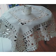 1 Polyester Square Table Cloths