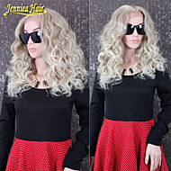 2015 Fashion Full Lace Wigs Human Hair #613 Blonde Virgin Brazilian Glueless Full Lace Wig Lace Front Human Hair Wig