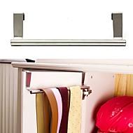 skříň ramínko přes dvířka kuchyňské Držák na ručník zásuvka háku skladování koupelna šátek