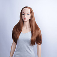 Fashion Synthetic Wigs Lace Front Wigs 32inch Straight Brow Heat Resistant Hair Wigs Women