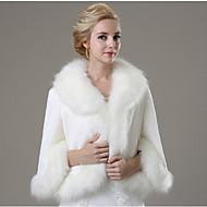 Wedding / Party/Evening / Casual Faux Fur Coats/Jackets Long Sleeve Fur Coats