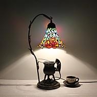 Skrivbordslampor - Traditionell/Klassisk / Rustik / Tiffany - Flerskärmad - Metall