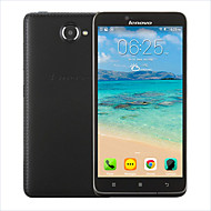 "Lenovo Straight 5.5 "" Android 4.4 Smartphone 4G (Due SIM Quad Core 8 MP 1GB + 8 GB Nero)"