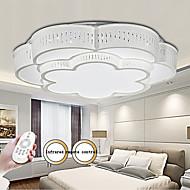 36W Moderno / Contemporáneo LED Metal Montage de Flujo Sala de estar / Dormitorio / Comedor / Habitación de estudio/Oficina