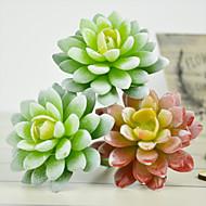 פלסטיק צמחים פרחים מלאכותיים