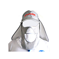 Fulang Berufsfischerei Hut mit multifuction Sonnenschirm und Hut lüften fh34