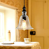 European Contracted Personality Loft Glass Chandelier Bell