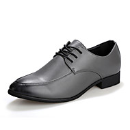 Men's Shoes Party & Evening Oxfords Black / Brown / Gray