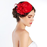 Women's Fabric Headpiece-Wedding / Special Occasion / Outdoor Hats