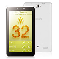 "AOSON M707T 7"" Android 4.4 Wifi/3G Tablet PC Dual Core 512MB RAM+4GB ROM G-Sensor GPS FM White"