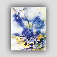 ručně malované abstraktní / slavný / zátiší / fantasy / volný čas Styl / Moderní / realismus olej, plátno jeden panel