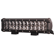 120w 12 inch brede beam LED verlichting bar 12v 24v suv atv utv wagon 4wd 4x4 offroad lamp
