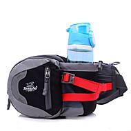 Magetasker Belte med flaskeholder Belte Veske til Klatring Sykling/Sykkel Løp Camping & Fjellvandring Sportsveske Multifunksjonell