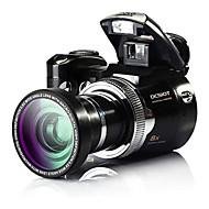 """ezapor lc510t fotocamera digitale 12mp 2.4 """"pollici fotocamera zoom digitale 8x videocamera digitale DC grandangolare"""