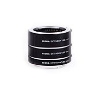 KOOKA KK-SE47A AF Aluminium Macro Extension Tubes for Sony E-mount Lens NEX-5N NEX6 NEX-7 A6000 A3000 A5000