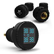 carchet TPMS keréknyomás-ellenőrző rendszer + 4 külső érzékelők szivargyújtó
