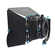 yelangu® yelangu matte box dslr, matte box câmera, matte box profissional