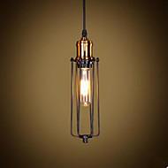Anheng Lys LED Rustikk/ Hytte / Kontor / Bedrift Stue / Spisestue / Entré Metall
