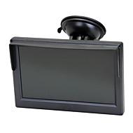 """5 """"TFT bil lcd-skærm ede overvåge omvendt backup for kamera DVD VCD"""
