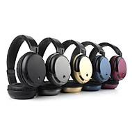 מתקפל אוזניות מתכווננת v4.1 Bluetooth האלחוטי k900 אוזניות על האוזן לטלפון סלולארי למחשב לוח samaung iPhone