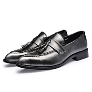 Men's Shoes Casual  Oxfords Black / Yellow / Red / Silver