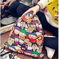 Women Canvas Bucket Backpack - 1# / 2# / 3# / 4# / 5#