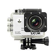 SJCAM SJ5000 Action Kamera / Sport-Kamera 14MP / 12MP 4000 x 3000 LCD / Wasserdicht 4X ± 2 EV 2 CMOS 32 GB H.264Einzelaufnahme /
