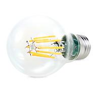 YWXLIGHT E26/E27 16W 8*COB 1450 LM Warm White / Natural White A60(A19) Decorative Globe Bulbs AC 220-240 / AC 110-130 V