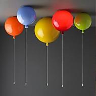Max 60W Contemprâneo / Esfera Estilo Mini Metal Montagem do Fluxo Sala de Estar / Quarto / Sala de Jantar / Cozinha / Quarto das Crianças
