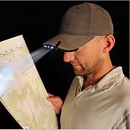 Pinces et supports ( Petit / Vision nocturne ) LED 2 Mode 50 Lumens Autres CR2032 -Camping/Randonnée/Spéléologie / Usage quotidien / Pour