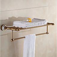 Topení na ručníky , Vintage Vintage měď Na ze´d