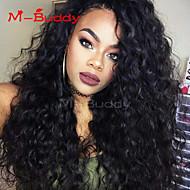 """8 """"-26"""" Braziliaanse maagdelijke haar kinky krullende volledige kant pruik&kant voor pruik multicolor optioneel met baby haar voor"""