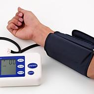 מד לחץ דם דופק המטר לפקח על לחץ דם בזרוע אוטומטי מסך LCD ck®digital