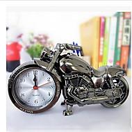 kvarts bord klokke kul vekkerklokke desktop klokke motorsykkel design tid keeper timepiece